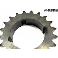 Best Industrial Customized Taper Bore Sprockets HT200 Material With Taper Lock wholesale