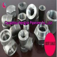China forged socket welded pipe fittings on sale