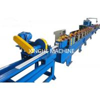 Best Hydraulic Electrical Roll Shutter Door Forming Machine With PLC Control System wholesale