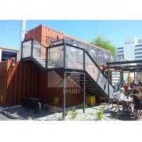 Best Modular Container Coffee Shop , Easy Installation Movable Coffee Shop wholesale