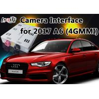 Buy cheap HD Backup Camera Reversing Camera Interface for AUDI A6 support  Moving Parking Guideline , Mirrorlink Optional from wholesalers