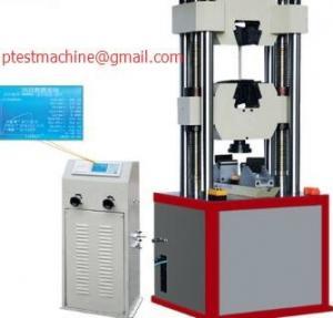 Best LCD Digital Hydraulic Universal Tensile Testing Machine wholesale