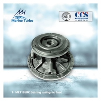 China Gravity Casting Locomotive T-MET Turbocharger Casing on sale