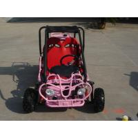 China Mini Kids Off Road Go Kart Buggy For Indoor KD 110GKG-2 , EPA & EEC Standard on sale
