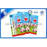 Best Lovely Blue and Red PVC personalized stationery gift sets , ASTM Certification wholesale