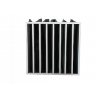 Best Multi Pocket Activated Carbon Air Filter Bag Structure For Air Filtration wholesale