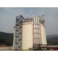 Cheap 06Cr19Ni10 Q345R Single Containment LNG Storage Tank Large Gas Storage Tanks for sale