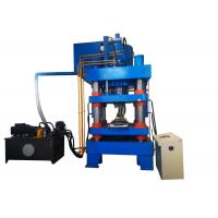Cheap Simple Adjustment Hydraulic Briquette Press Machine For Powder Forming Process for sale