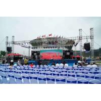 Best Spigot 6061-T6 6082-T6 Aluminum Stage Truss For Corporate Events Concerts wholesale