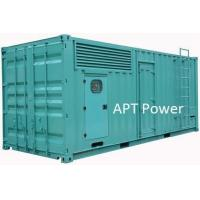 Best High Performance Perkins Generator Set Durable 400 / 230V 50HZ Frequency wholesale