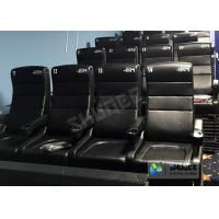 Best Commercial 4D Cinema Theater With Arc / Flat Screen TMS Systems Compatible wholesale