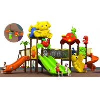 Best dog roof big children outdoor playground items outside plastic games wholesale