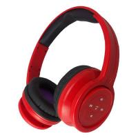 Best high quality bluetooth headphone in red color(MO-BH001) wholesale