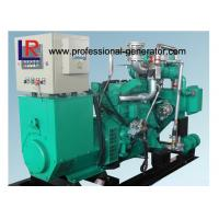 Cheap Electric Small 50kw Wood Gas Power Plant Natural Gas Generators 3 Phase Powered by New Energy for sale