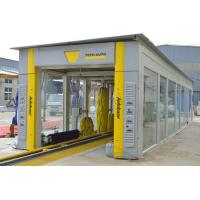 Buy cheap Upgrade brush Automatic tunnel car wash equipment TEPO-AUTO TP-1201 from wholesalers