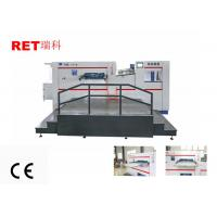 China Plate Roller Die Cutting Embossing Machine , Electric Die Cutting And Embossing Machines on sale