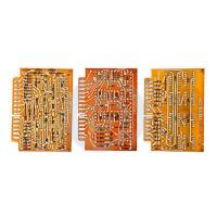 China Copper 18 um PI PCB / Flexible printed circuit board for cell phone on sale