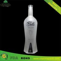 Best 750ml Vodka or Tequila Frosted Bottle wholesale