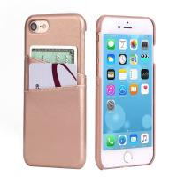 Cheap PU + TPU Shockproof Cell Phone Leather Cases For Apple IPhone 7 SGS Approval for sale