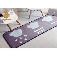 China Non - Toxic Skid Resistant Rugs , Non Slip Kitchen Floor Mats Easy Cleaning on sale