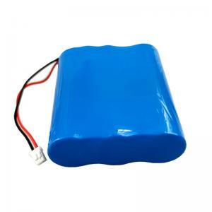 Best 2600mAh Sanyo 18650 Lithium Rechargeable Battery 11.1 Volt wholesale