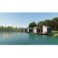 Best State Of The Art Prefab Housing Wooden Interior wholesale