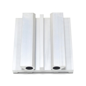 Best Multi Shape Extruded 6061 T5 Industrial Aluminium Profile wholesale