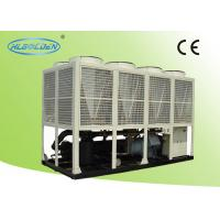 Plastic Machine Use Air Cooled Liquid Chiller Cooling System High Efficiency