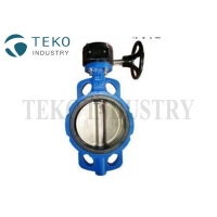 China Shut - Off Gear Operation Marine JIS F480 Butterfly Valve on sale