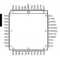 China Integrated Circuit Chip PROGRAMMING REFRERENCE GUIDE  MC68HC05C4AFN MOTOROLA  PLCC  on sale