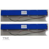 Best Solar Lighting LifePO4 Battery Pack 24V 30AH With UL2054  PCB  UL REACH MSDS wholesale
