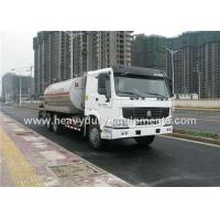 Best Intelligent Asphalt Distributor with computerized control system and two diesel burner heating system wholesale
