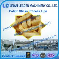 Best Potato chips sticks food processing machinery with CE ISO wholesale
