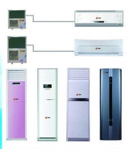 China HAOLI solar energy-saving air conditioner on sale