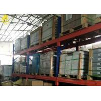 China Steel Medium Duty Steel Rack Custom Size P Type 6000KG Columns Pallet Load Weight on sale