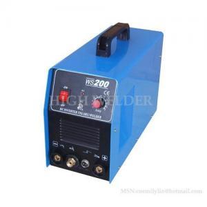 Best Mini Inverter DC TIG/ MMA Welder/ Welding machine-WS-200,  WS-250 wholesale