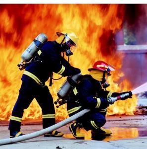 China Firemen super quality fire retardant suit supplier on sale