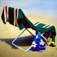 China Jacquard Velour Beach Towel on sale