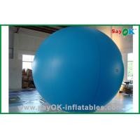 Buy cheap Blue Color Helium Inflatable Grand Balloon For Outdoor Show Event product