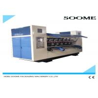 Best Automatic NC Computer Type Thin Blade Slitter Scorer For Corrugated Box 2500mm wholesale