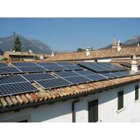 China 6000w/6kw solar cell module PV generator system for home solar energy loads on sale