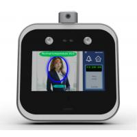 China heat detector face recognition thermal imaging system for human thermal temperature detection and work attendance on sale
