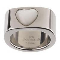 Best Heart Cremation Jewelry Rings With Stianless Steel Chunky Jewelry wholesale