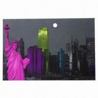 Best LED Canvas Framed Art/LED Picture Frame, Customized Sizes and Images are Accepted wholesale