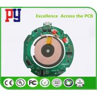 China Custom PCBA Board Wireless Charging Transmitter Coil Cell Phone Charger Pad on sale