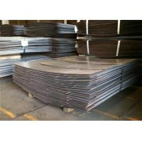 Best ASTM Standard Hot Rolled Steel Plate / Uncoiled Thin Stainless Steel Sheets wholesale