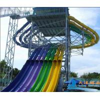 Best Custom Fiberglass 960 Riders Windigo Amusement Park Water Slides For Holiday Resort, Spas wholesale