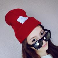 Best Top Quality Custom Slouchy Knitted Beanie Hat Wholesale wholesale