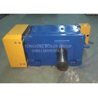 China Helical Speed Reducer Gearbox  Right Angle Reduction Gearbox With Motor on sale