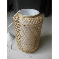 Best China Made High Quality Classical Natural Bamboo Lampshade wholesale